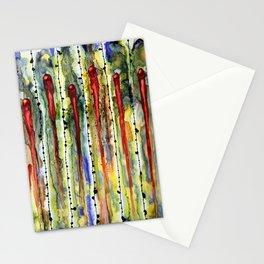 Race the Ovum Stationery Cards