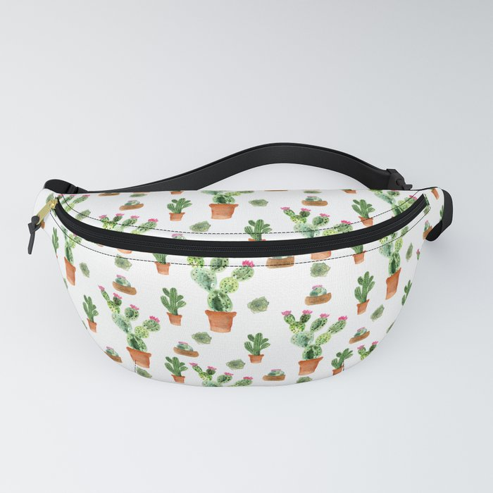 Cacti Love Fanny Pack