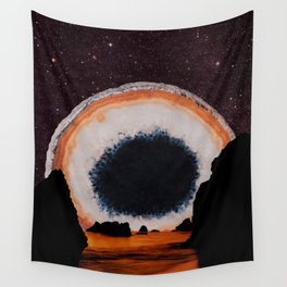 Agate Sunset Wall Tapestry