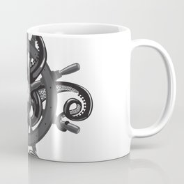 Captain octopus Coffee Mug