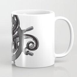 Captain octopus Coffee Mug