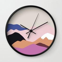 Landscape Two Wall Clock