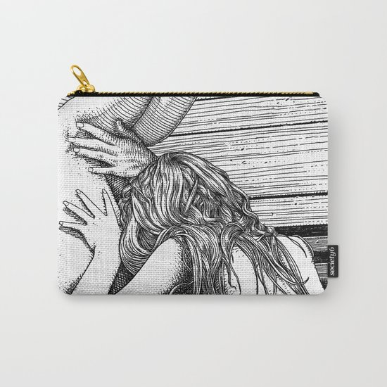 asc 685 - Les jambes en l'air (Tonight so high with you) Carry-All Pouch