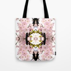 A touch in pink Tote Bag