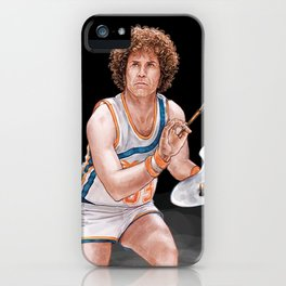 Jackie Moon, Owner Player Coach iPhone Case
