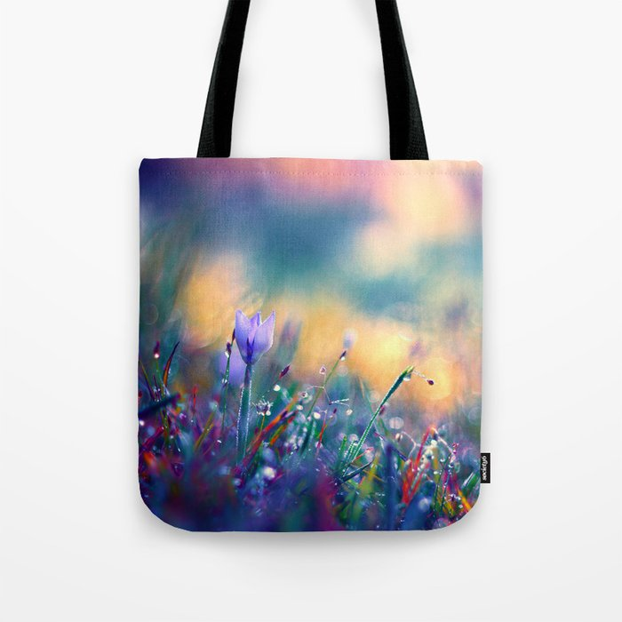 Begin of a Story Tote Bag