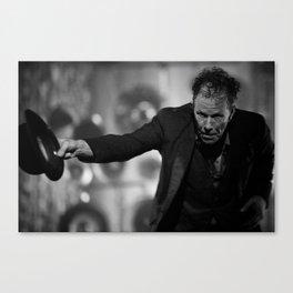 Tom Waits - Thanks Canvas Print