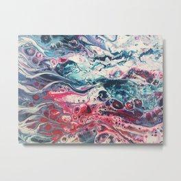Stellar River Metal Print