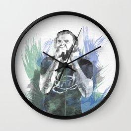 Joel Birch Wall Clock