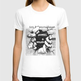 creative distruction T-shirt