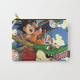 Kids and the Dragon Carry-All Pouch