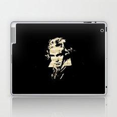 Beethoven - German Composer Laptop & iPad Skin