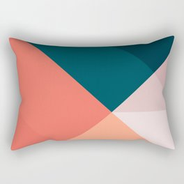 Geometric 1708 Rectangular Pillow