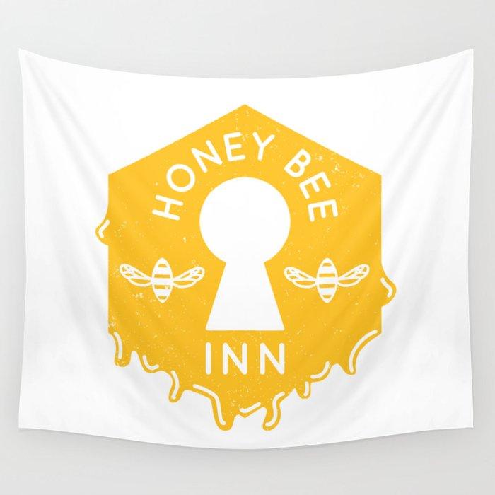Honeybee Inn (Final Fantasy VII) Wall Tapestry by pxpassport | Society6