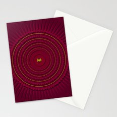 Ring of Bats Stationery Cards