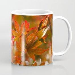 Acer leaves Coffee Mug