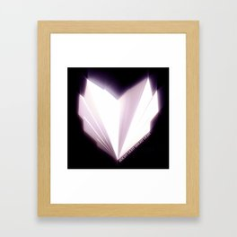 How To Make A Heart Framed Art Print