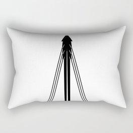 Dublin's Samuel Becket Bridge Rectangular Pillow