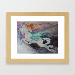 Dream Rider Framed Art Print