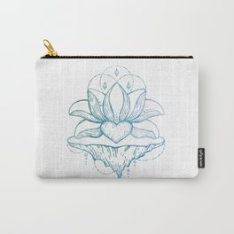 Heavenly lotus Carry-All Pouch