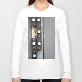 Doorbells Long Sleeve T-shirt