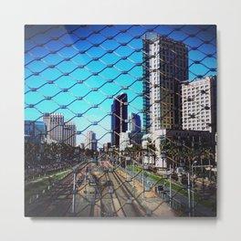 San Diego. My Home...My Prison Metal Print