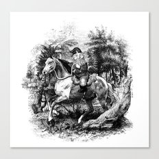 The Last of the Gnomes Canvas Print