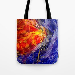 Death and Power  Tote Bag