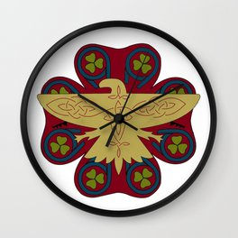 Thunderbird Wall Clock