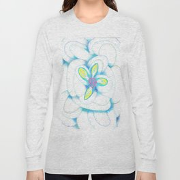 Study in Bloom  Long Sleeve T-shirt
