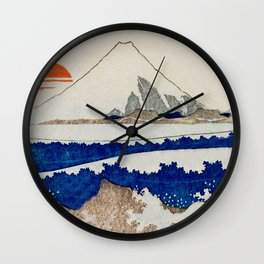 The Coast Searching Wall Clock