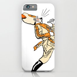 University of Tennessee Drum Major iPhone Case