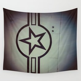 Air Force Insignia Wall Tapestry