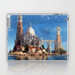 Hy-Brasil Island Laptop & iPad Skin