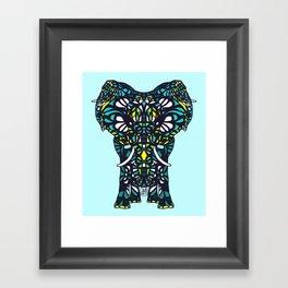Spirit Elephant Framed Art Print