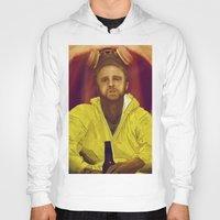 jesse pinkman Hoodies featuring Jesse Pinkman  by Inspired Engine