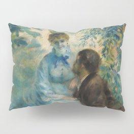 "Auguste Renoir ""Lovers"" Pillow Sham"