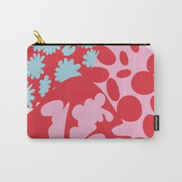 Fashion Mix Colors Carry-All Pouch