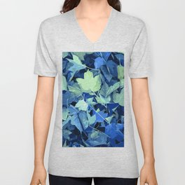 Autumn Whispers Unisex V-Neck