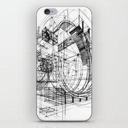 Architecture Fantasy 00347 iPhone Skin