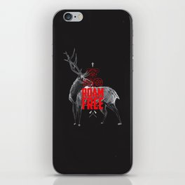 Roam Free iPhone Skin