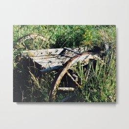 Forgotten Photography Metal Print