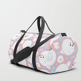 Circle Seal Duffle Bag