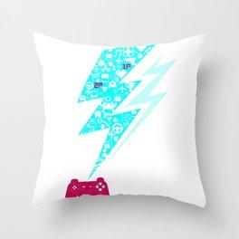 Game On!! Throw Pillow