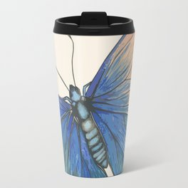 Butterfly - Geometric Abstract Travel Mug