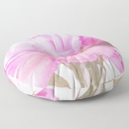 Light Pink Blend Rose #1 #floral #decor #art #society6 Floor Pillow