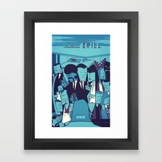Royal with Cheese (variant) Framed Art Print
