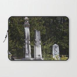 Cemetery Stone Laptop Sleeve