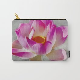 Sun Worship - Beautiful Flower Carry-All Pouch