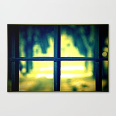 Life on the other side Canvas Print